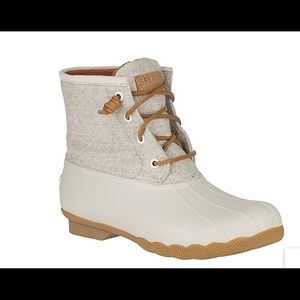 Sperry rain/snow boots